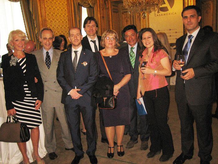 Rurikovich-Prince-Jorge-Rurikovich-Princess-Maryia-Kubareva-Rurikovich-Casa-America-Diplomat