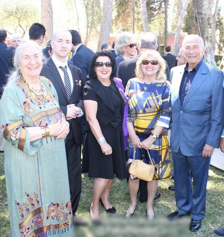 Prince-Jorge-Rurikovich-Princess-Carmen-Ulloa-Suelves-Maria-Luisa-Prusia-Israel-Consul-Rafael-Cohen-Remedios-Nieto-Dominique