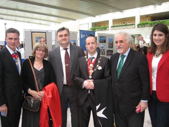 Prince-Jorge-Rurikovich-Ambassador-George-Massad