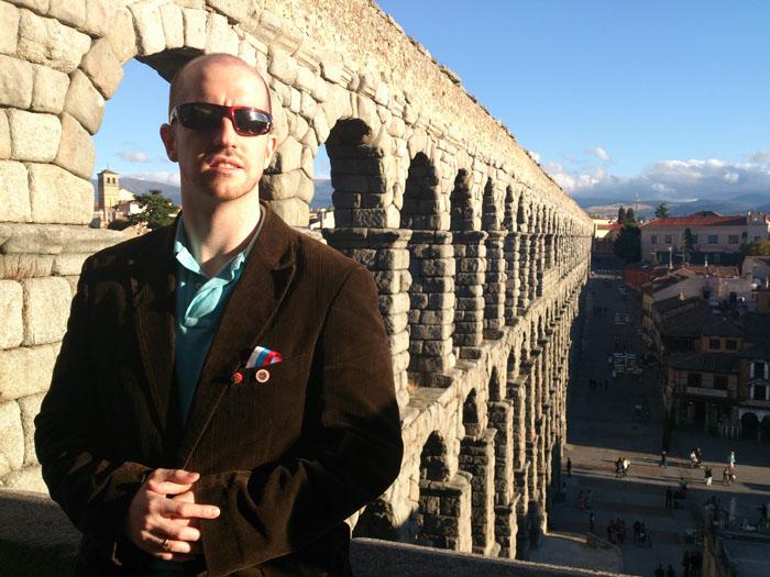 Prince-Jorge-Rurikovich-visits-Segovia-Spain