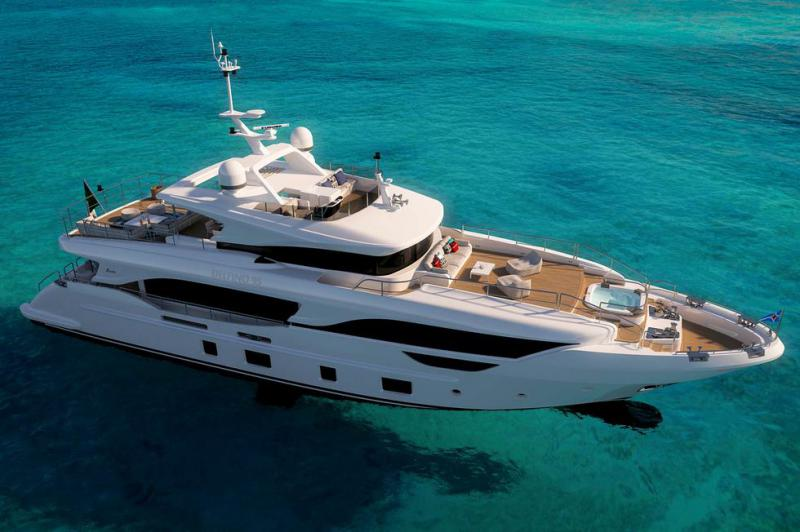 Benetti Delfino 95: Luxury Yacht for Sale